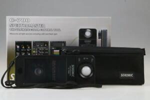 SEKONIC C-700 Spectromaster - SNr: 001414