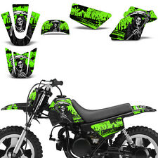 Decal Graphic kit for Yamaha PW 50 Dirt Bike MX Motocross Deco PW50 90-07 REAP G
