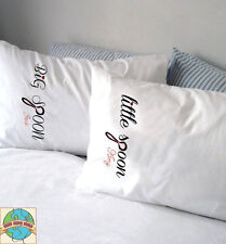 Embroidery Kit Design Works Big & Little Spoon Pillowcase Set w/Floss #T232172T