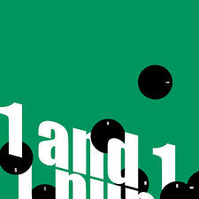 "K-POP SHINEE 5th Repackage Album - ""1and1"" 2CD + Photobook + Photocard Sealed"