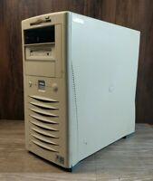 Dell Precision 210 Pentium 3 III PC *POWERS ON* NO HD*