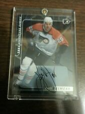 2000 Signature Series NHLPA by in The Game #68 autographed KEITH PRIMEAU card