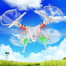 New Syma X8W 4CH Gyro RC Quadcopter Explorers Drone WiFi FPV 2MP Camera RTF