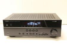 Yamaha RX V375 5.1-ch 4k Home Theater Receiver good sound