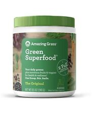 Amazing Grass Green Superfood Supplement - 30 Servings