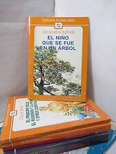 EL NINO QUE SE FUE EN UN ARBOL Graded Spanish Literature Libros en Espanol