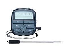 Kitchen Craft Termometro da cucina Master Class Digitale con Timer di 24 ore al