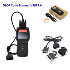 2017.6 D900 CANBUS OBD2 EOBD Live Data Fault Code Reader Scanner Diagnostic Tool