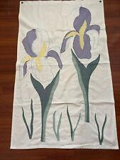 Large 55� X 35� Spring Summer Flower Indoor Outdoor Flag