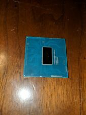 Intel i5-4300M SR1H9 2.6GHz Socket G3 rPGA946B Mobile Laptop Haswell Processor