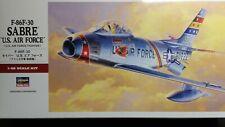 1/48 F-86F Sabre Model Kit by Hasegawa