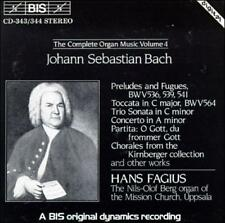 Bach: The Complete Organ Music, Vol. 4, New Music