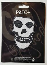Misfits Crimson Ghost Officially Licensed Patch Iron On Or Sew On - Danzig, Only