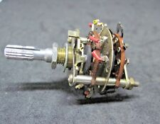 SONY TC-630 Reel To Reel Tape Recorder  Input selector switch   p.