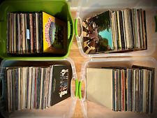 UPDATED QUALITY LP VINYL RECORDS Album Lot Classic Rock Pop Country 60s 70s 80s
