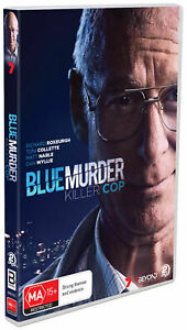 Blue Murder : Killer Cop (DVD, 2017, 2-Disc Set) Roger Rogerson NEW+SEALED
