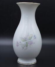 Fürstenberg bauchige Vase 976/1  florales Dekor 02165  15cm top Zustand