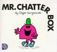 Hargreaves, Roger, Mr. Chatterbox (Mr. Men Library), UsedVeryGood, Paperback