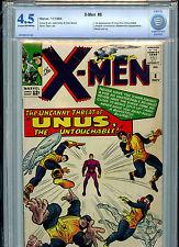 Uncanny X-Men #8 CBCS 4.5 VG+ 1964 Silver Age Marvel Comic Unus Beast
