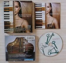 CD ALBUM THE DIARY OF ALICIA KEYS MADE IN HONG KONG