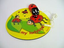 My Ladybird Mouse and Matching Mat Plug and Play Perfect for the smaller hands