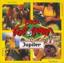 "CD "" Brasil Foot Samba """