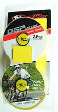 Lizars Skins DSP Bar Tape Road Bike Handlebar Yellow