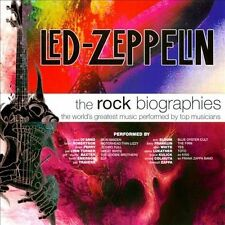 Various Artists : Rock Biographies: Led Zeppelin CD