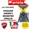 ADESIVO PARASERBATOIO HARRI'S MONSTER GIALLO 11947-MON ORIGINALE ARIETE DUCATI