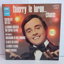 THIERRY LE LURON Chevalier du ciel ... 2C016 94070