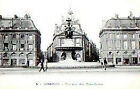CPA 33 BORDEAUX fontaine des trois graces