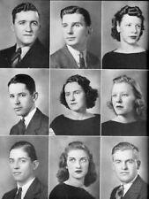 1940 Philadelphia Drexel School Yearbook~photos~History~Football~Candids~++++