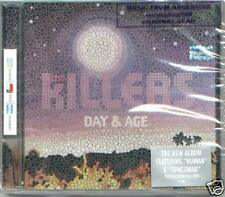 THE KILLERS DAY & AGE SEALED CD NEW 2008
