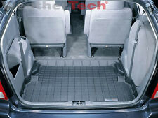 WeatherTech Trunk Mat - Honda Odyssey - Large - 1995-1998 - Black