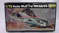 Heller~235~1/72~Focke Wulf Fw.190 A8/F3~WW2 German Fighter~Sealed Model Kit