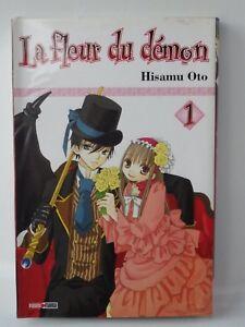 Manga Die Fleure Der Demon Hisamu Oto Version Französisch Band 1 Anlass Buch