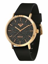 Roxy the Royal Watch Glitter dial Women Stanless steel Black or white