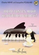 Mein erstes Jahr Klavierunterricht | Editions Henry Lemoine | Buch | 80 S.
