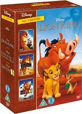 The Lion King 1-3 [DVD], 8717418440411, Roger Allers, Robert