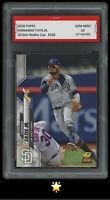 2020 Fernando Tatis Jr. Topps Rookie Cup 1st Graded 10 San Diego Padres RC Card