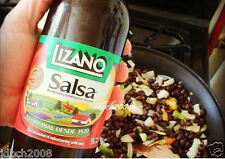 8 X Lizano Salsa f/Costa Rica - 24oz (700 ml)+FREE Additional Lizano (9oz) FREE