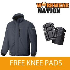 Abrigos y chaquetas de hombre grises Snickers color principal gris