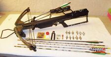 Barnett Quad 300 Crossbow Package  Tools Tips Broadheads Noks Points Parts Lot