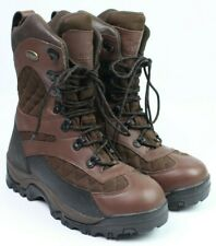 Red Wing Shoes Irish Setter Womens 10.5 Mens 9 Brown Leather Snow Tracker Boots