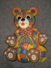 Vtg Colorful Pa
