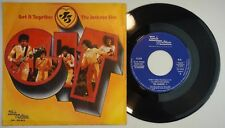 Jackson five 5 (Spanish 45 w/ps) Get It Together / Touch. VG+ Motown