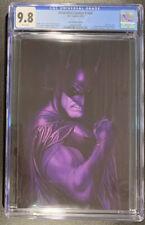 """Detective comics 1000 CGC 9.8 Alex Ross Virgin Variant """"B"""" Cover"""