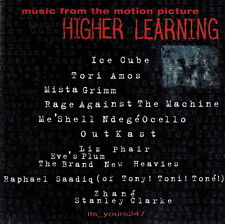 Higher Learning - Soundtrack [1994] | CD