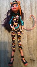 Monster High Freaky Fusion Cleolei Doll Cleo De Nile And Toralei