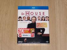 Dr. HOUSE Saison - 8 Ultime Saison - NEW 4 Blu-ray Postage mmoetwil@hotmail.com